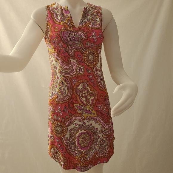 Jude Connally Dresses & Skirts - Jude Connally Allison Paisley dress